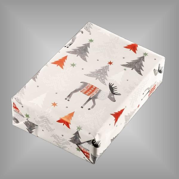 Weihnachtspapier Dessin 49320