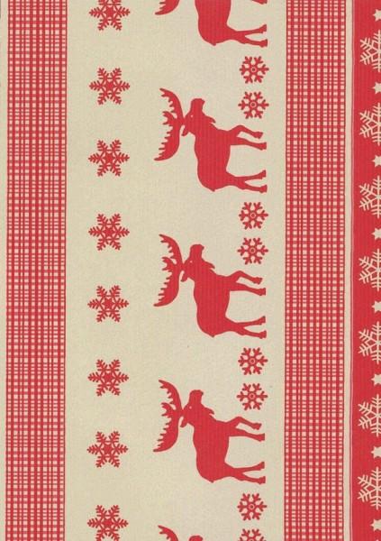 Weihnachtspapier Dessin 39965