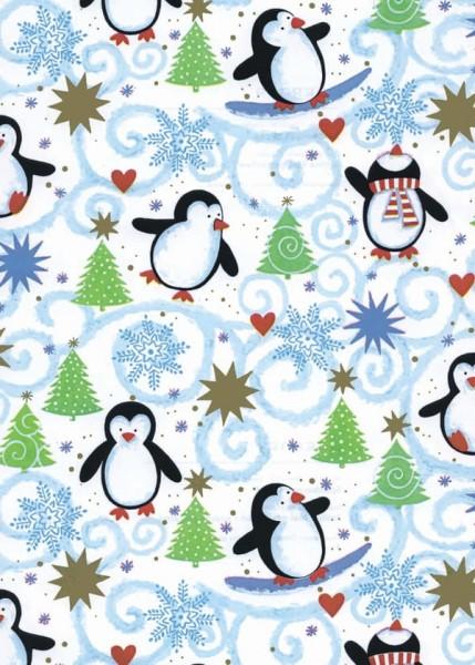 Weihnachtspapier Dessin 49284