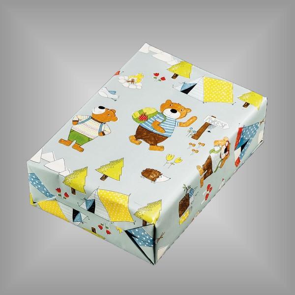 Geschenkpapier Dessin 40324