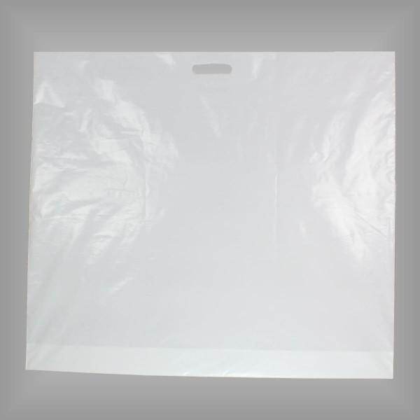 Plastiktüte 80 x 75 + 5 cm