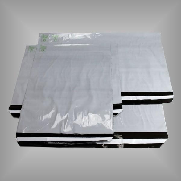Folienversandtaschen weiß