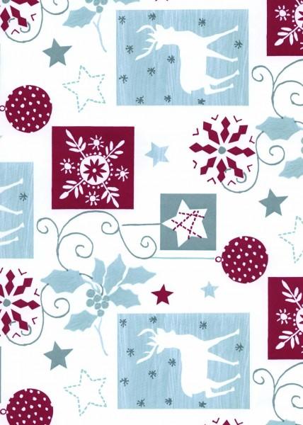 Weihnachtspapier Dessin 59207