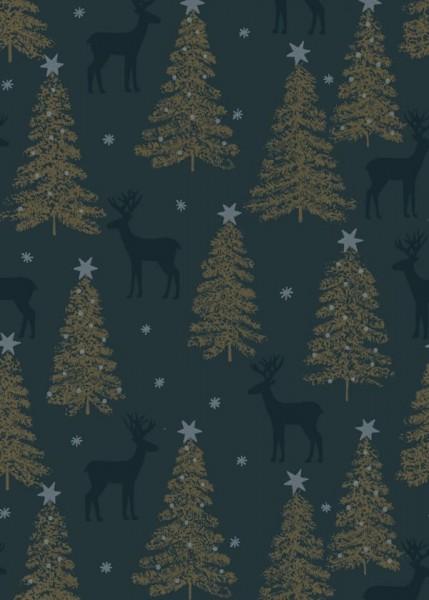 Weihnachtspapier Dessin 59917