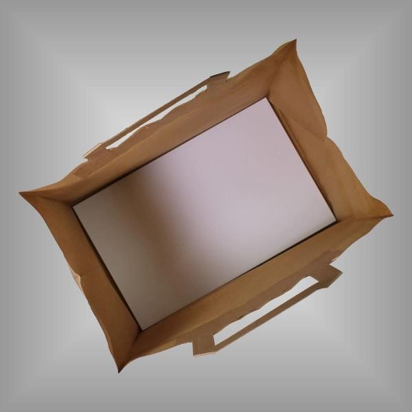 Einlegeboden 31 x 16 cm für Papiertragetaschen
