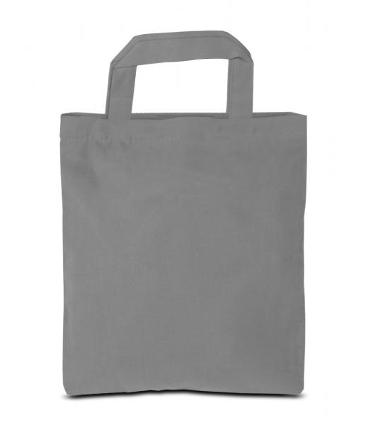 Baumwolltragetaschen 22 x 26 cm - 1-seitig 2-farbig bedruckt