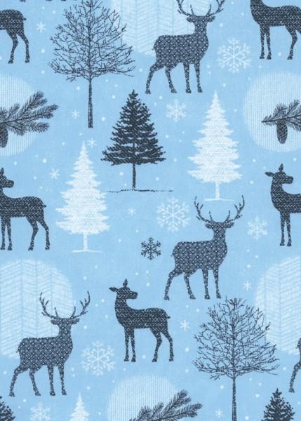 Weihnachtspapier Dessin 39904